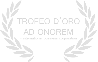 Trofeo D'oro ad onorem